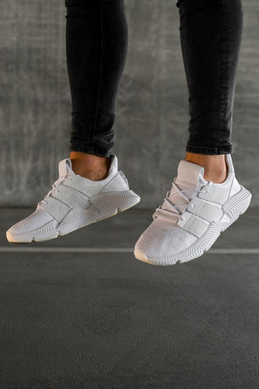 """Мужские кроссовки Adidas Prophere """"White"""""""