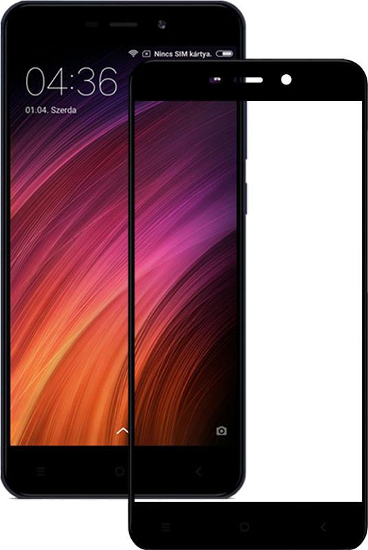 Защитное стекло Mocolo 2.5D Full Cover Tempered Glass Xiaomi Redmi 4 Pro Black