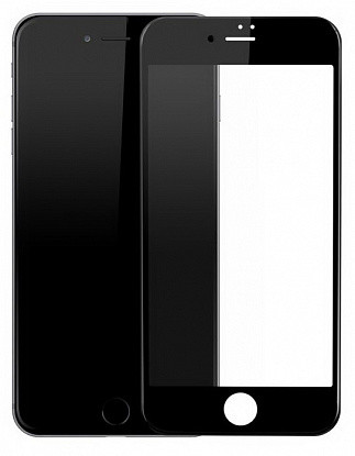 Защитное стекло Cooyee 3D Full Cover Tempered Glass Screen Protector iPhone 7 Plus Black'