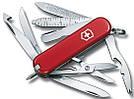 Складной армейский нож Victorinox Minichamp 06385 красный