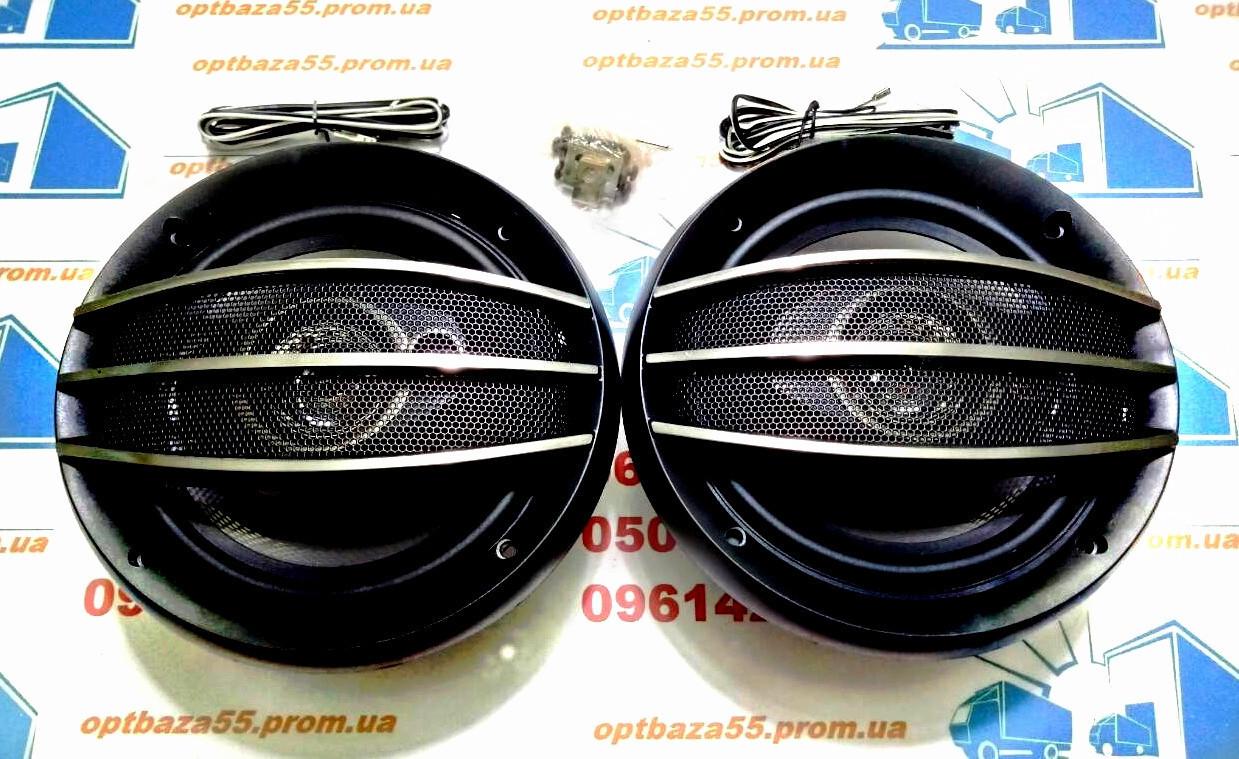 Автомобильная Акустика АВТО колонки 6 дюйма 16 см 600Вт Pioneer динамик для авто Пионер автозвук Автоколонки