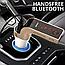 Автомобильный FM модулятор-трансмиттер G7 Original bluetooth + USB + microSD блютуз для всех авто, фото 6