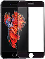 Защитное стекло TOTO 5D Cold Carving Tempered Glass iPhone 6/6s Black