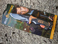 Нож для выживания BEAR GRYLLS ULTIMATE PRO FIXED BLADE (31-001901)