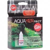 AQUAYER тест GН - тест для определения общей жесткости аквариумной воды, 10мл