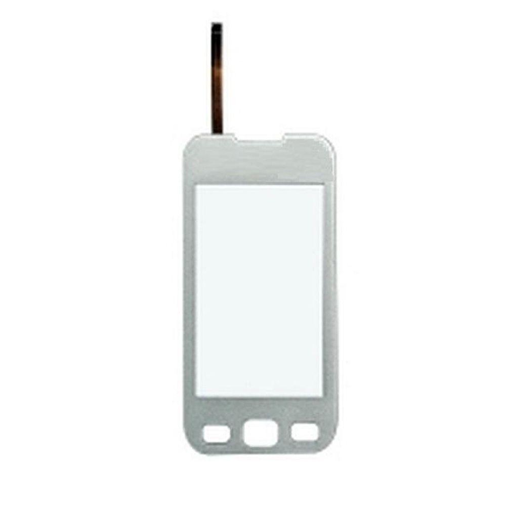 Тачскрин для Samsung S5330 Wave 2 Pro, белый
