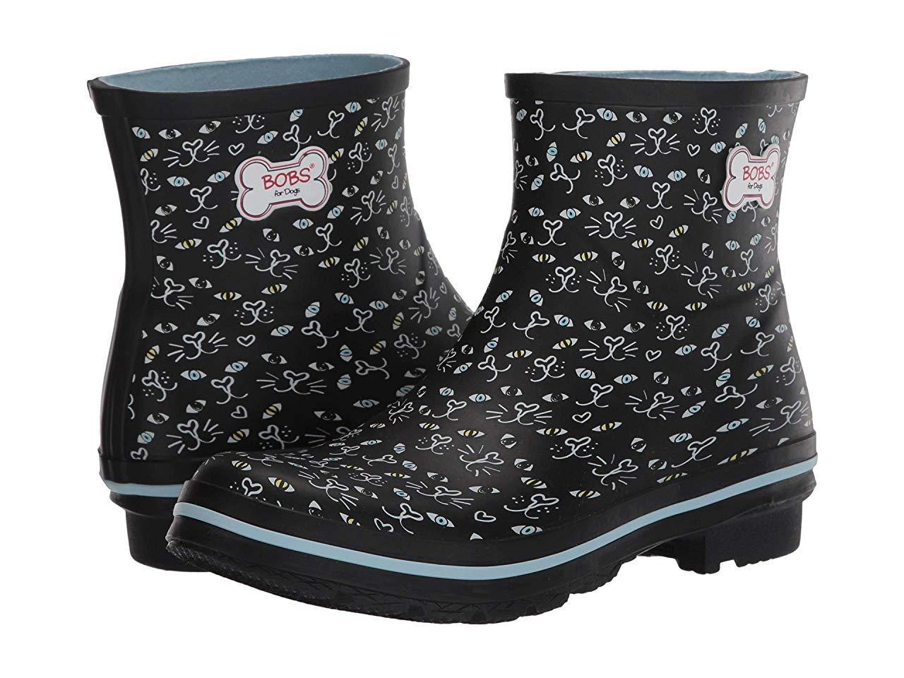 Ботинки/Сапоги BOBS from SKECHERS Rain Check Black
