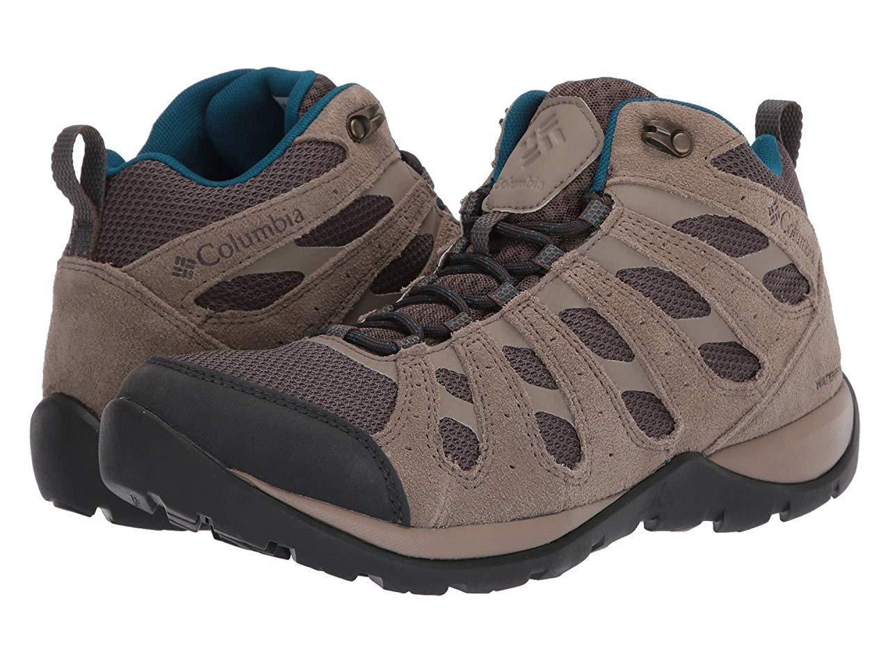 Ботинки/Сапоги Columbia Redmond™ V2 Mid Waterproof Mud/Lagoon