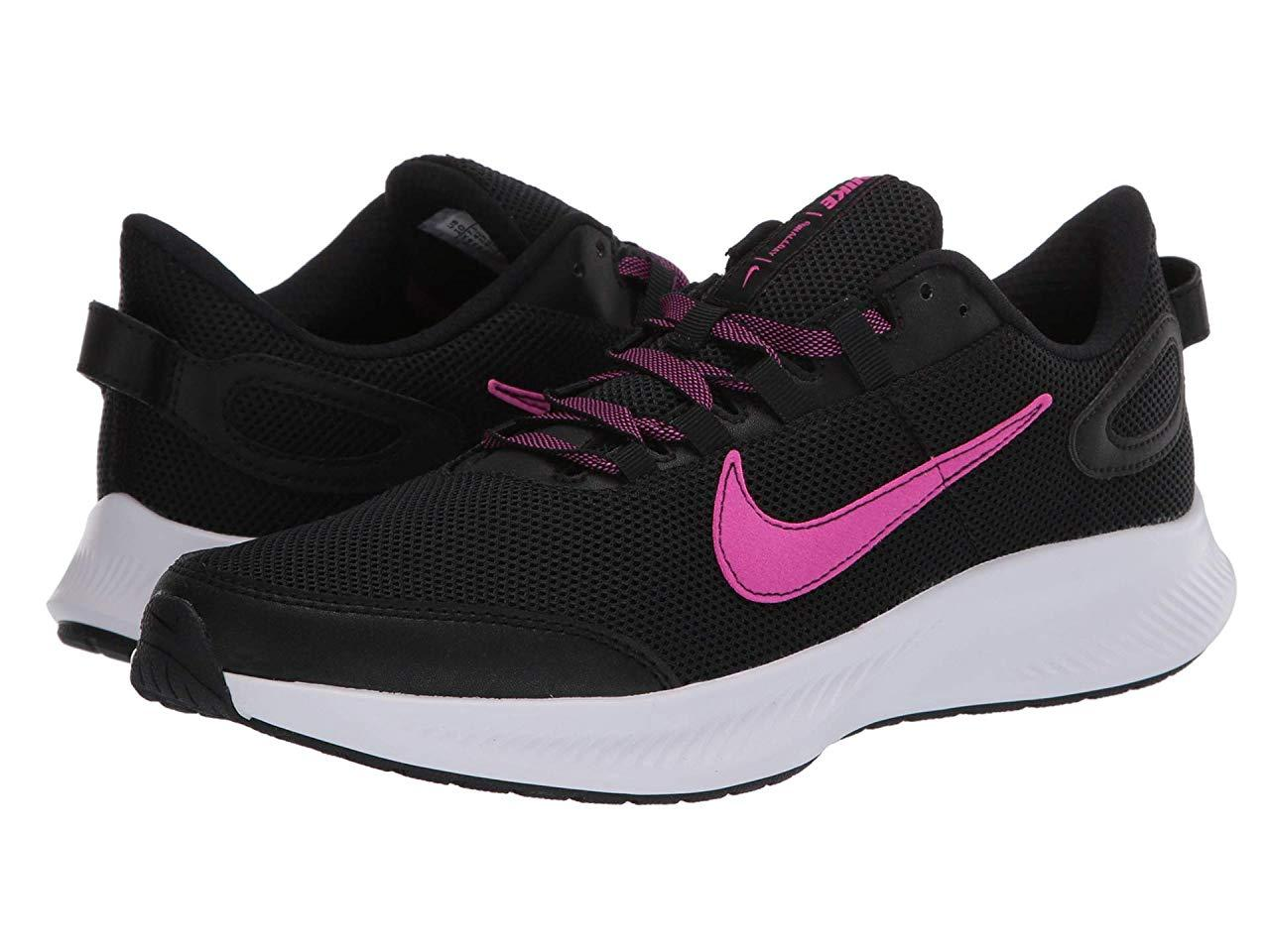 Кроссовки/Кеды Nike Run All Day 2 Black/Pure Platinum/Fire Pink