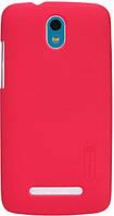 Чехол-накладка Nillkin Super Frosted Shield HTC Desire 500 Red
