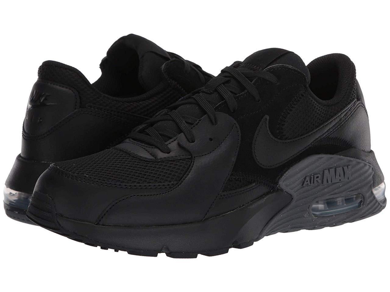 Кроссовки/Кеды Nike Air Max Excee Black/Black/Dark Grey