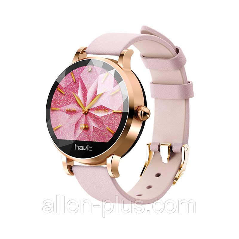 Смарт-часы LADY`S Smart Watch HAVIT HV-H1105, pink