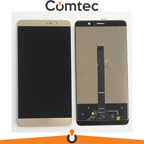 Дисплей для Huawei Mate 9 (MHA-L09/MHA-L29/MHA-AL00) с тачскрином (Модуль) золотистый