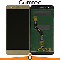Дисплей для Huawei P10 Lite (WAS-L21/WAS-LX1/WAS-LX1A) с тачскрином (Модуль) золотистый