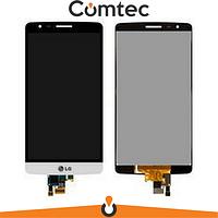 Дисплей для LG D724 G3s Dual Sim с тачскрином (Модуль) белый, оригинал