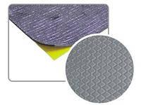 Самоклеящийся битумный звукопоглащающий мат - со слоем алюминия APP 500x500мм