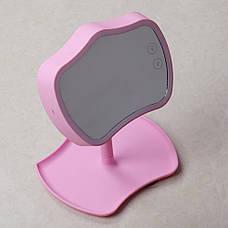 Зеркало для макияжа с подсветкой Large LED Mirror 22 лед, зеркало с подсветкой, косметическое зеркало, фото 2