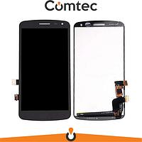 Дисплей для LG X220 K5 Dual Sim с тачскрином (Модуль) черный