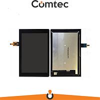 Дисплей для Lenovo Yoga Tablet 3 YT3-X50F 10.1 с тачскрином (Модуль) черный, #101-2294