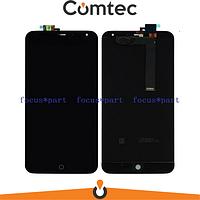 """Дисплей для Meizu MX4 Pro (M462) 5.5"""" с тачскрином (Модуль) черный"""