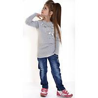 Джинсы на девочку весна (3-5 лет)