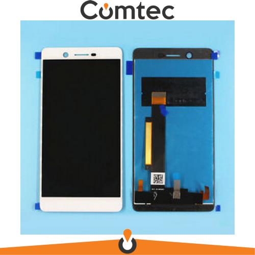 Дисплей для Nokia 7 Dual Sim с тачскрином (Модуль) белый
