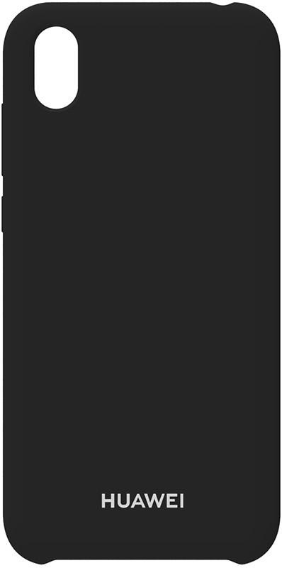 Чехол-накладка TOTO Silicone Case Huawei Y5 2019 Black