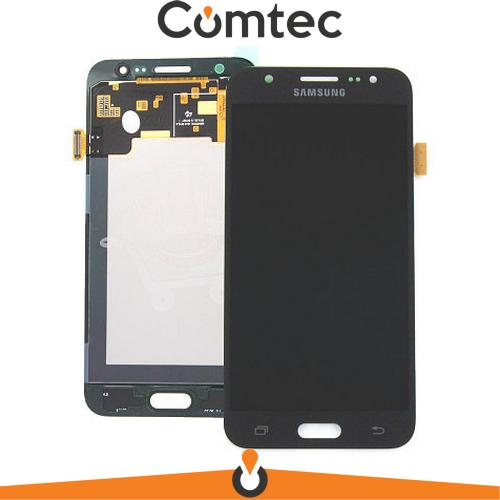 Дисплей для Samsung J500H Galaxy J5 (2015) с тачскрином (Модуль) черный,  TFT