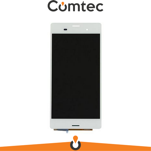 Дисплей для Sony D6603 Xperia Z3/D6633/D6643/D6653 с тачскрином (Модуль) белый