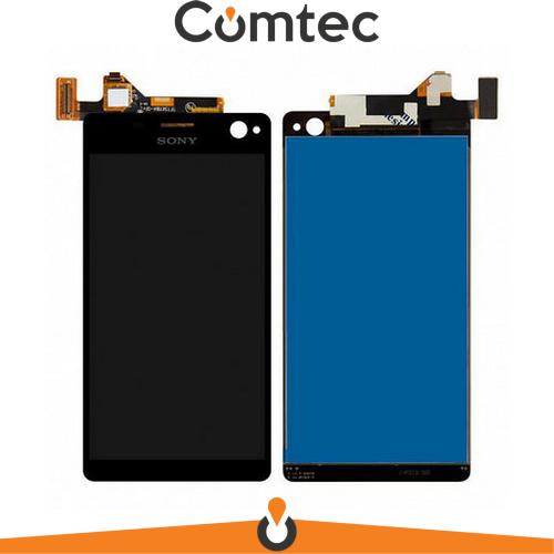 Дисплей для Sony E5333 Xperia C4 Dual Sim/E5343/E5353/E5363/E5303/E5306 с тачскрином (Модуль) черный, оригинал