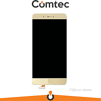 Дисплей для Xiaomi Mi5s Plus с тачскрином (Модуль) золотистый