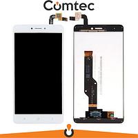 Дисплей для Xiaomi Redmi 4X/4X Pro с тачскрином (Модуль) белый, оригинал