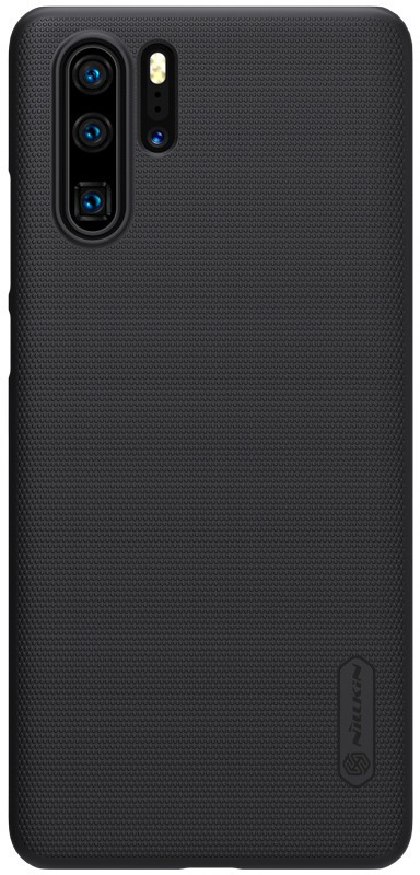 Чехол-накладка Nillkin Super Frosted Shield Case Huawei P30 Pro Black