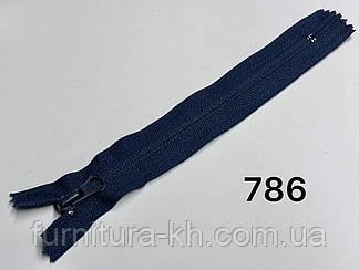 Спираль тип 5  «Обратная» карманная.Длинна 18 см -Цвет 786