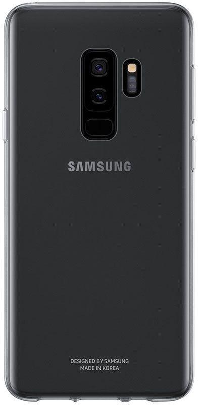 Чехол-накладка Samsung Clear Cover Galaxy S9 Plus (EF-QG965) Transparent