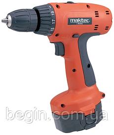 Аккумуляторный шуруповерт Maktec МТ064SK2(N)