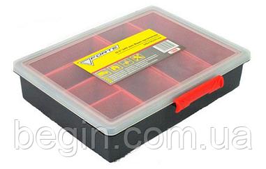 Ящик-органайзер с вынимающимися отделениями FORTE 1-0950