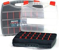 Ящик-органайзер с переставными ячейками РОСТЕХ 1-1560