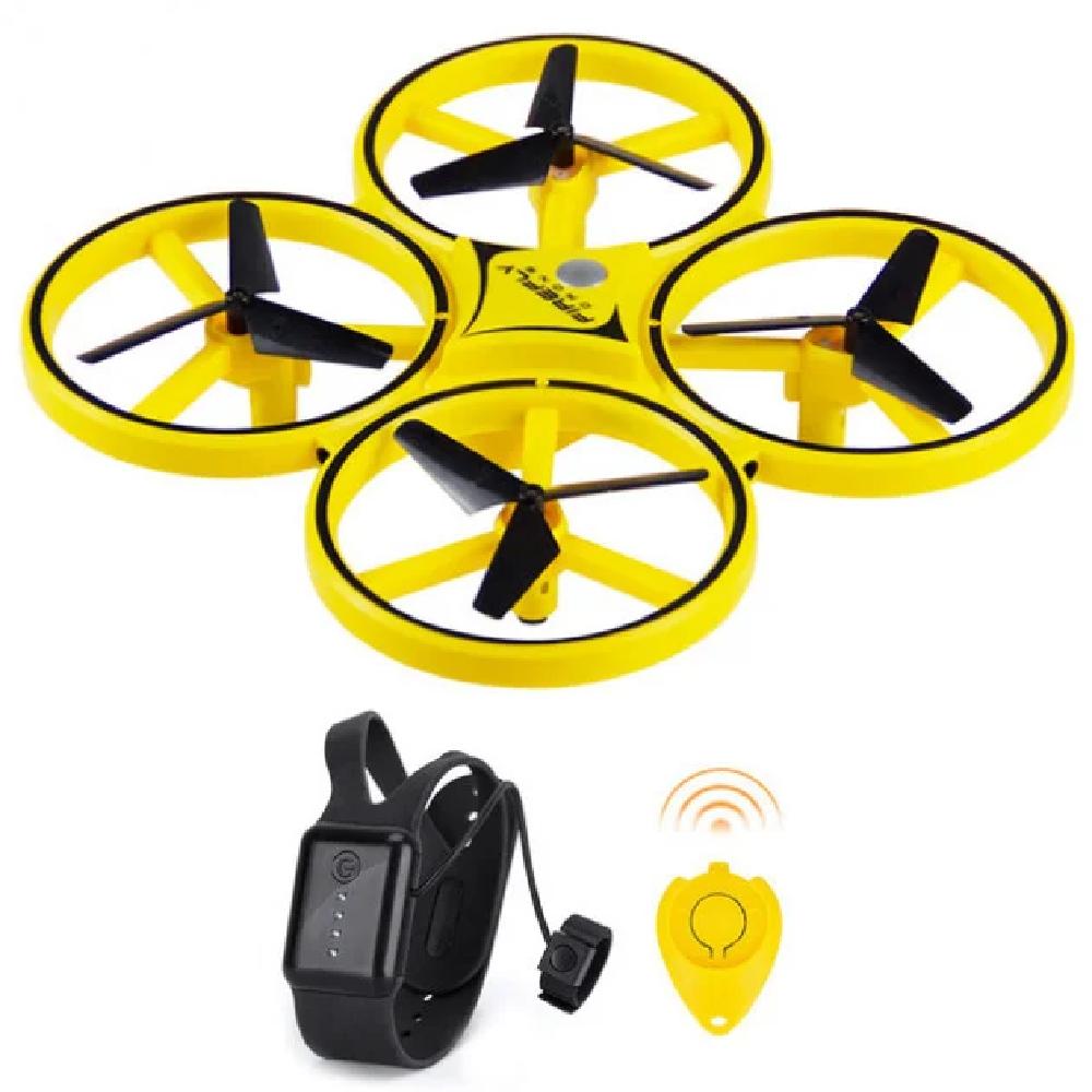 Квадрокоптер Tracker с управлением от руки жестам