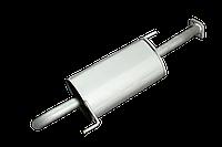 Глушитель алюминизированный на Джили CK (Geely CK)