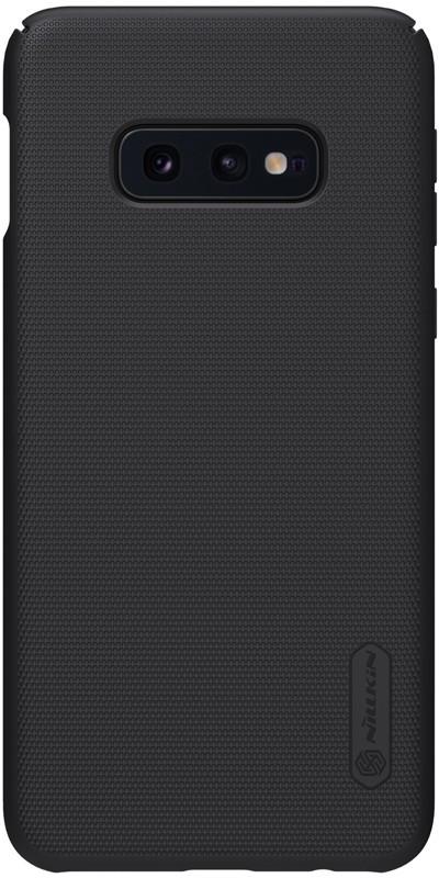 Чехол-накладка Nillkin Super Frosted Shield Samsung Galaxy S10e Black
