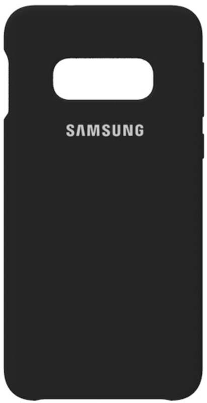 Чехол-накладка TOTO Silicone Case Samsung Galaxy S10e Black