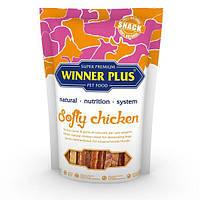 Лакомство для собак с курицей Winner Plus DogSnack Softy Chicken (60117) 100 г (hub_RSlD45800)