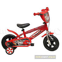 Велосипед Disney автомобиль 10 красная/ ??