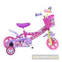 Велосипед Disney минни 10 розовый/ ??