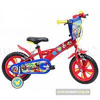 Велосипед Disney мышь маус 12 красная/ ??