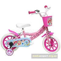 Велосипед Disney принцесса 12 розовый/ ??