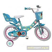 Велосипед Disney Vaiana 14 синий