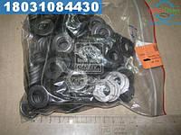 ⭐⭐⭐⭐⭐ Шайба d12 плоская (1кг = 1 компл) DIN125 (производство  Украина)  М12 ШП