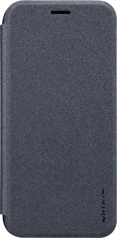 Чехол-книжка Nillkin Sparkle Leather Case Samsung Galaxy J7 2017 Black